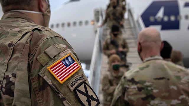 بعد الإنسحاب الأمريكي من أفغانستان
