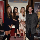 OIC - ENTSIMAGES.COM - Millie Wilkinson, Ella Jade, Georgia Toffolo and Elliot Cross at Ella Jade's Chair Your Wish Launch Whiteley's Shopping Centre, London 15th December 2015 Photo Mobis Photos/OIC 0203 174 1069