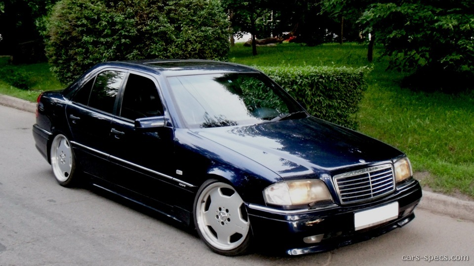 1997 Mercedes Benz C36 Amg Sedan Specifications Pictures