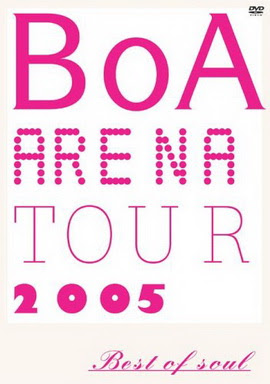 [TV-SHOW] BoA ARENA TOUR 2005-BEST OF SOUL- (2005/07/06)