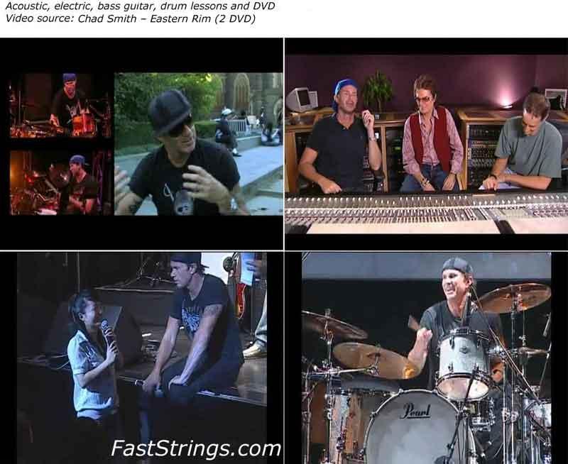 Chad Smith – Eastern Rim (2 DVD)