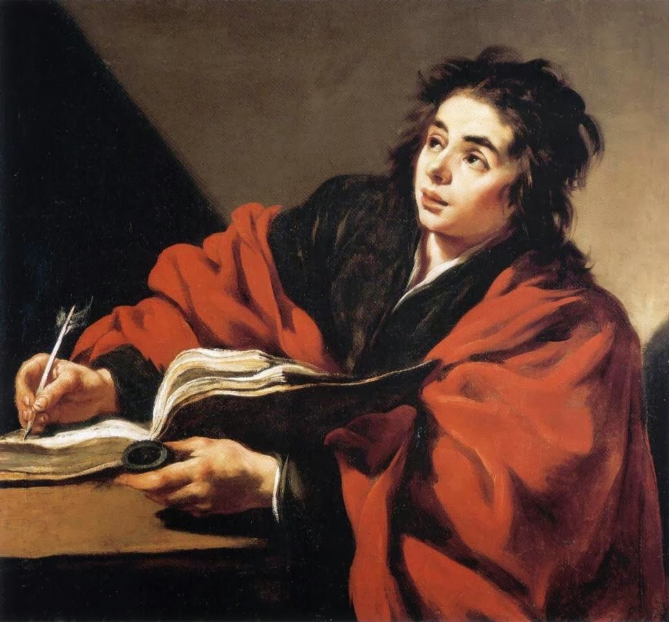 Claude Vignon - Saint John the Evangelist
