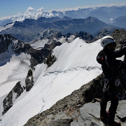 Alpi: Piz Bernina(4049m)