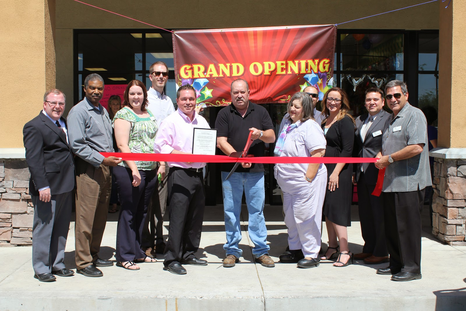 Gordon's Dollar Plus Store celebrated their grand opening on March 26th. The store features jewelry, home décor, party supplies, household needs, gifts and more - with new arrivals weekly.
