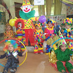 Clown Day WKSN (Playgroup) 29/10/2015