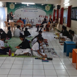 2015-02-07 Best Painter of the School Competition