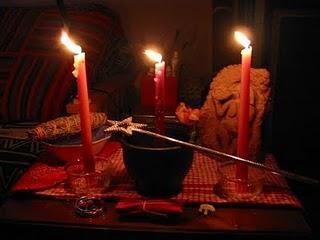 Candle Ritual, Candle Magic