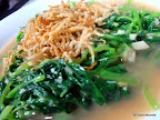 stir fry baby spinach
