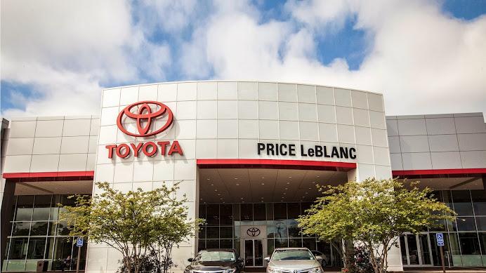 Profile Cover Photo. Profile Photo. Price LeBlanc Toyota