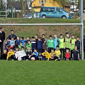 17.04.2012 E-Jugend F-Jugend G-Jugend