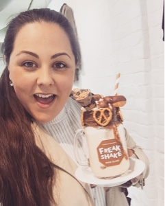 freak shake london
