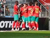 KV Oostende heeft deze middag met 3-1 gewonnen van OH Leuven