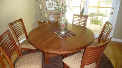 New Hampshire Custom Dining Table