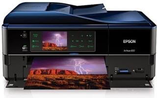 download Epson Artisan 837 All-in-One printer driver