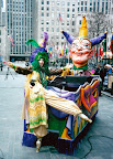 On the TODAY SHOW for Mardi Gras party
