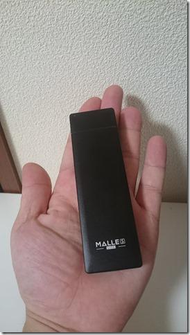 DSC 0210 thumb%255B1%255D - 【スターター】VAPEONLY「Malle S Lite スターターキット(マル エス ライト)」レビュー! 【VAPE/電子タバコ/ペンタイプ/ベプログ】