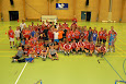 Aarup Håndbold Camp fra fredag den 1/7-11 til søndag den 3/7-11.