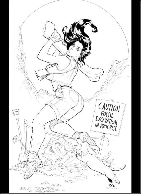 [Frank Cho] Women - Selected Drawings and Illustrations_854057-0070
