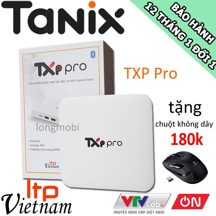 txp pro tv box xem truyen hinh on dinh