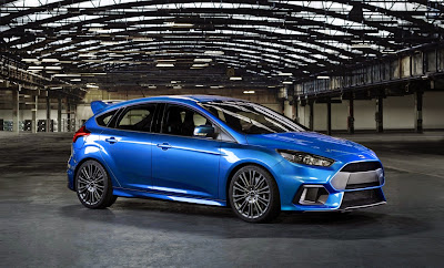 2016 Ford Focus RS 5