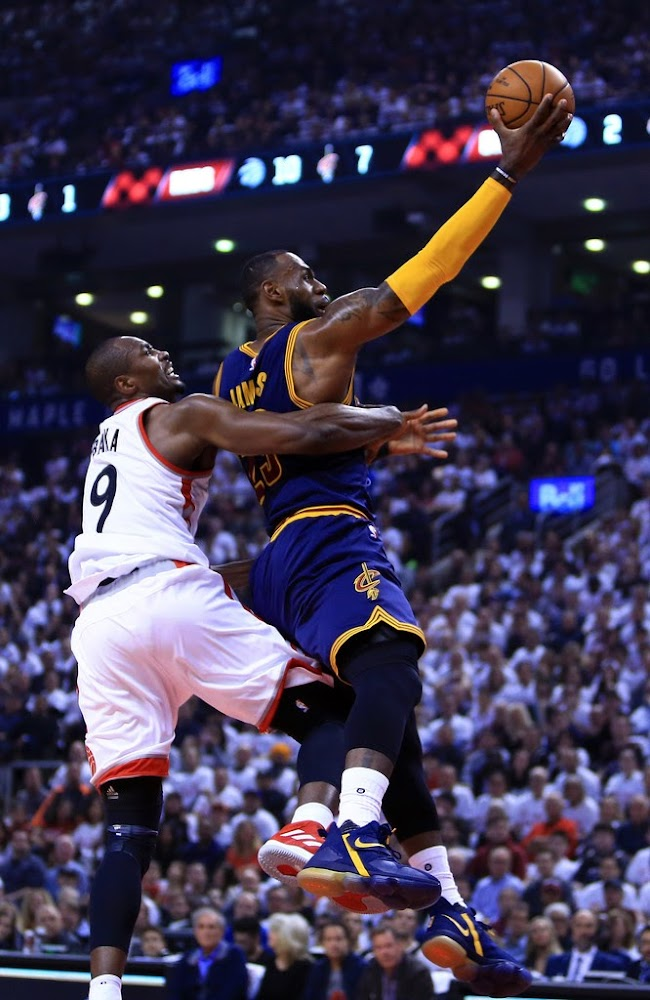 Cavs Sweep Raptors as LBJ Continues to Roll Out Nike LeBron 14 PEs | NIKE LEBRON - LeBron James ...
