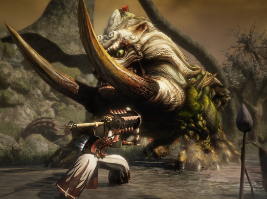 Toukiden Kiwami-CODEX ISO Free Download Full PC Games