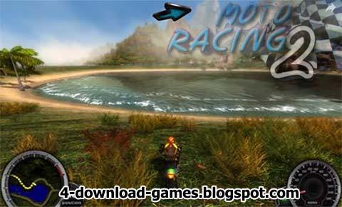 لعبة موتوسيكلات Moto Racing 2