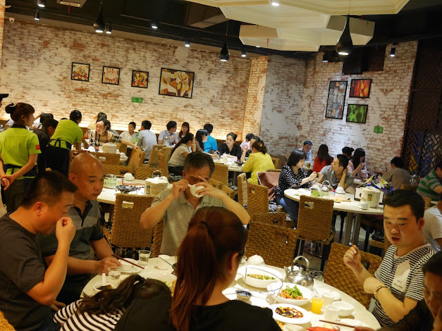 trendy restaurant in Hengyang, Hunan