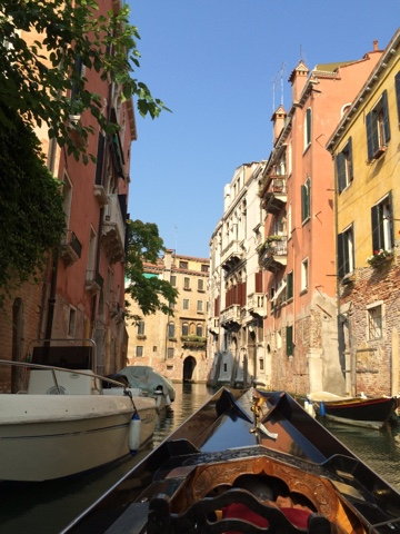 We don't usually visit cities, as I've said before: they're more churches, plazas, and museums. But, I've always wanted to have a romantic gondola ride in Venice. So, H took me there for my birthday!Northern Italy has been fantastic, and Venice has bee...