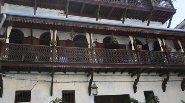 Spice Balcony