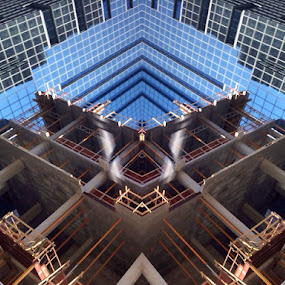 by Mauri Walton - Illustration Buildings