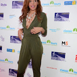 WWW.ENTSIMAGES.COM -      Stephanie Nala     at         Nightrider 2015 - VIP launch party at Grange St Paul's Hotel, London November 4th 2014Charity bike ride launches its 2015 challenge. Main event takes place in June 2015                                               Photo Mobis Photos/OIC 0203 174 1069
