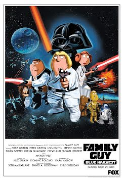 Padre de Familia presenta Blue Harvest - Family Guy: Blue Harvest (2007)