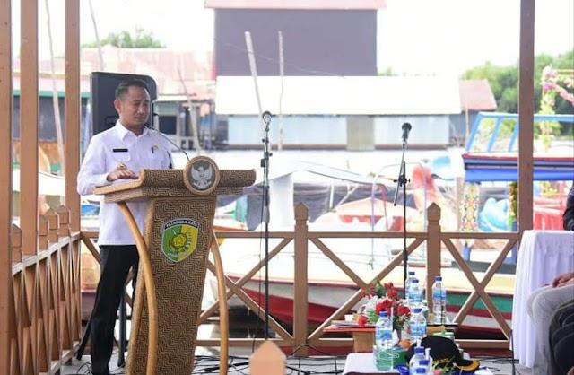 Musrenbang RKPD 2022 Kota Palangka Raya, Ini Pesan Fairid