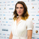 STUTTGART, GERMANY - APRIL 18 : Andrea Petkovic at the 2016 Porsche Tennis Grand Prix players party