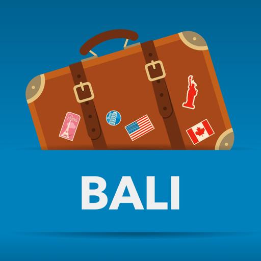 Bali offline map