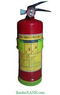Bình chữa cháy BC loại 1kg