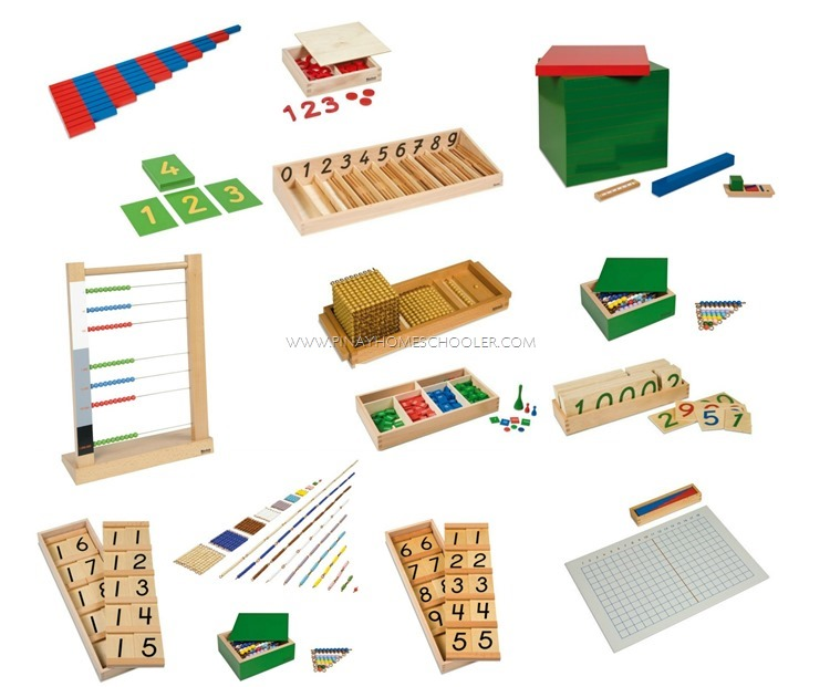 What You Need to Know About the Early Child Montessori Math Materials