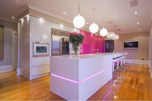 Lovik cocina moderna tienda de muebles de cocina desde - Iluminacion para cocinas modernas ...
