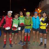 Ultra Maratón Costa de Almería (6-Diciembre-2015)