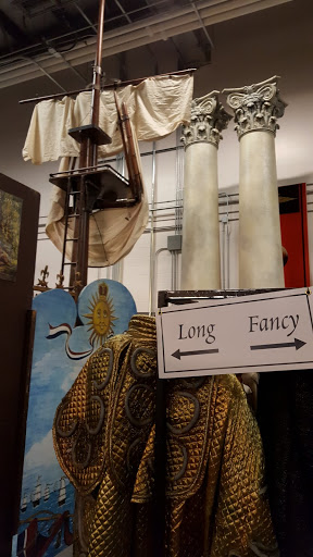 Big props at the Stratford Festival Costume Warehouse. From Visiting Stratford, Ontario? The first thing you need to do...