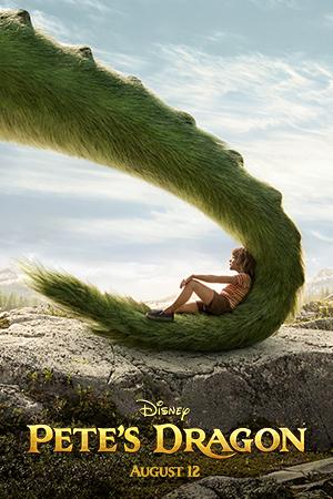 Pete's Dragon (2016) พีทกับมังกรมหัศจรรย์