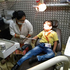 Dental Check-up (Jr. KG) 28.07.2017