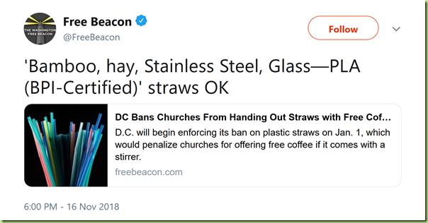 d.c. straws