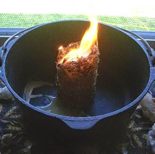 A Basic Candle Burning Ritual