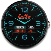 EMITTER - Watch face
