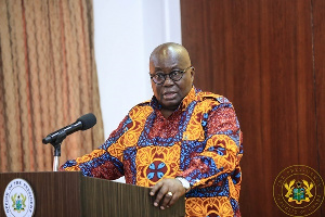 Alan, Agric Minister Want My Seat – Akufo-Addo Tells Otumfuo