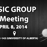 ISAUA Music Group General Meeting - April 8, 2014