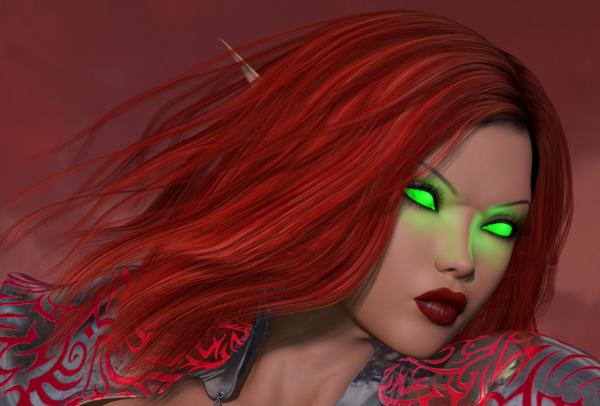 Blood Elf, Elven Girls 2