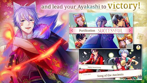 Ayakashi: Romance Reborn - Supernatural Otome Game filehippodl screenshot 4